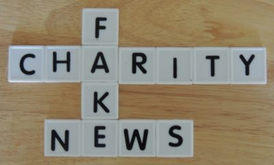 Charity Fake News